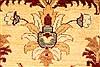 Pishavar Beige Hand Knotted 65 X 81  Area Rug 250-28484 Thumb 12