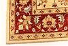 Pishavar Beige Hand Knotted 65 X 81  Area Rug 250-28484 Thumb 1
