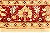 Pishavar Beige Hand Knotted 65 X 81  Area Rug 250-28484 Thumb 3