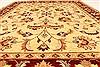 Pishavar Beige Hand Knotted 65 X 81  Area Rug 250-28484 Thumb 4