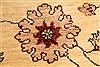 Pishavar Beige Square Hand Knotted 67 X 80  Area Rug 250-28485 Thumb 11