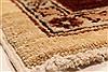 Pishavar Beige Square Hand Knotted 67 X 80  Area Rug 250-28485 Thumb 12