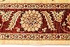 Pishavar Beige Square Hand Knotted 67 X 80  Area Rug 250-28485 Thumb 3