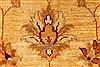 Pishavar Beige Square Hand Knotted 70 X 79  Area Rug 250-28487 Thumb 11