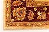 Pishavar Beige Square Hand Knotted 70 X 79  Area Rug 250-28487 Thumb 1