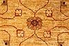 Pishavar Beige Square Hand Knotted 70 X 79  Area Rug 250-28487 Thumb 2