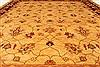 Pishavar Beige Square Hand Knotted 70 X 79  Area Rug 250-28487 Thumb 4