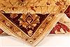 Pishavar Beige Square Hand Knotted 70 X 79  Area Rug 250-28487 Thumb 6