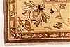 Pishavar Beige Square Hand Knotted 68 X 80  Area Rug 250-28488 Thumb 1