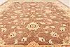Pishavar Beige Square Hand Knotted 68 X 80  Area Rug 250-28488 Thumb 4
