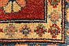 Kazak Red Hand Knotted 39 X 54  Area Rug 250-28499 Thumb 11