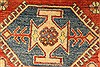 Kazak Red Hand Knotted 39 X 54  Area Rug 250-28499 Thumb 3