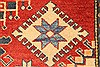 Kazak Red Hand Knotted 42 X 53  Area Rug 250-28500 Thumb 10