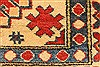 Kazak Red Hand Knotted 42 X 53  Area Rug 250-28500 Thumb 11