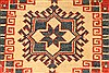 Kazak Red Hand Knotted 42 X 53  Area Rug 250-28500 Thumb 2