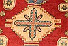 Kazak Red Hand Knotted 40 X 49  Area Rug 250-28501 Thumb 2