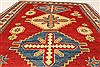 Kazak Red Hand Knotted 40 X 49  Area Rug 250-28501 Thumb 5