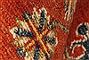 Kazak Red Hand Knotted 38 X 53  Area Rug 250-28502 Thumb 10