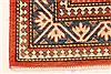 Kazak Red Hand Knotted 38 X 53  Area Rug 250-28502 Thumb 1