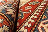 Kazak Red Hand Knotted 38 X 53  Area Rug 250-28502 Thumb 7