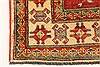 Kazak Red Hand Knotted 40 X 510  Area Rug 250-28503 Thumb 1