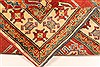 Kazak Red Hand Knotted 40 X 510  Area Rug 250-28503 Thumb 6