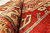 Kazak Red Hand Knotted 40 X 510  Area Rug 250-28503 Thumb 7