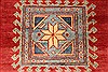 Kazak Red Hand Knotted 311 X 52  Area Rug 250-28507 Thumb 2