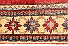Kazak Red Hand Knotted 311 X 52  Area Rug 250-28507 Thumb 4