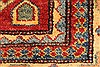Kazak Red Hand Knotted 311 X 52  Area Rug 250-28507 Thumb 9