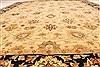 Pishavar Beige Hand Knotted 120 X 1411  Area Rug 250-28508 Thumb 4