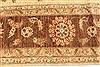 Pishavar Beige Hand Knotted 120 X 1410  Area Rug 250-28509 Thumb 3