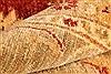 Pishavar Beige Hand Knotted 121 X 174  Area Rug 250-28517 Thumb 10
