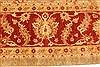 Pishavar Beige Hand Knotted 121 X 174  Area Rug 250-28517 Thumb 3