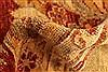 Pishavar Beige Hand Knotted 121 X 174  Area Rug 250-28517 Thumb 8