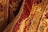 Pishavar Beige Hand Knotted 121 X 174  Area Rug 250-28517 Thumb 9