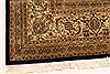 Herati Beige Hand Knotted 1111 X 150  Area Rug 250-28521 Thumb 1