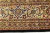 Herati Beige Hand Knotted 1111 X 150  Area Rug 250-28521 Thumb 3
