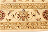 Ziegler Beige Hand Knotted 1111 X 151  Area Rug 250-28523 Thumb 2