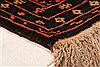 Baluch Black Hand Knotted 29 X 44  Area Rug 253-28525 Thumb 2