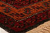 Baluch Red Hand Knotted 30 X 47  Area Rug 253-28529 Thumb 1