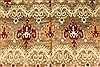 Modern Red Hand Knotted 120 X 151  Area Rug 250-28537 Thumb 2