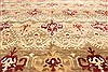Modern Red Hand Knotted 120 X 151  Area Rug 250-28537 Thumb 3