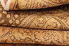 Tabriz Brown Hand Knotted 69 X 910  Area Rug 100-28538 Thumb 4