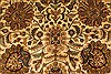 Kashan Beige Hand Knotted 1111 X 152  Area Rug 250-28545 Thumb 2