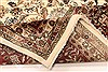 Tabriz Beige Hand Knotted 119 X 150  Area Rug 250-28566 Thumb 5