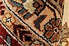Tabriz Beige Hand Knotted 119 X 150  Area Rug 250-28566 Thumb 8