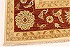Ziegler Beige Hand Knotted 120 X 157  Area Rug 250-28574 Thumb 1