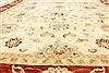 Ziegler Beige Hand Knotted 120 X 157  Area Rug 250-28574 Thumb 4