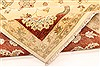 Ziegler Beige Hand Knotted 120 X 157  Area Rug 250-28574 Thumb 6